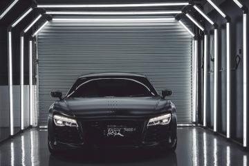 Audi R8 Colour Change