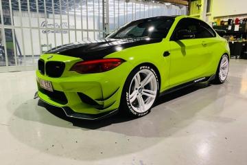 Clients dream BMW
