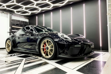 Porsche GT3 PPF and Styling