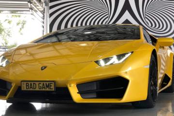 Lamborghini Styling