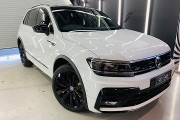 VW Tiguan Ceramic Protection
